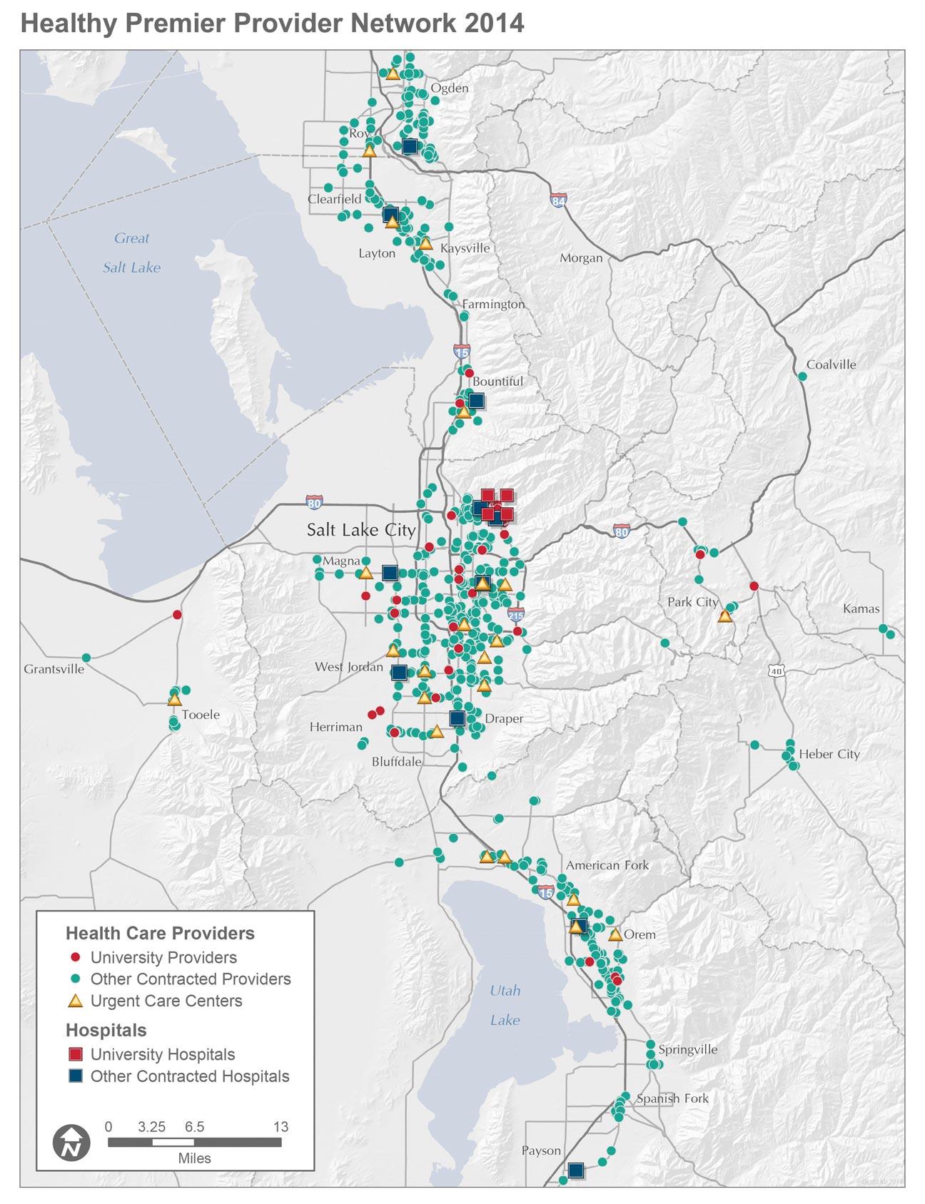 Va Hospital Utah Map.University Health Plans